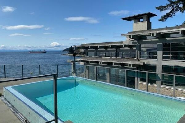 4012 Marine Drive  West Vancouver for lease