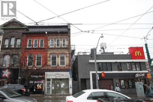 #3rd F -388 Queen St W  Toronto for lease