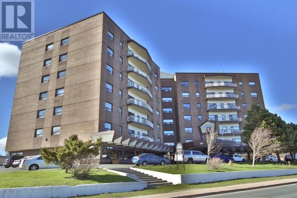 100 Elizabeth Avenue Unit#801  ST. JOHN'S for lease