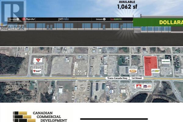 51 Highway 11 W # 8|Unit#8 51 Highway 11w  Cochrane for lease