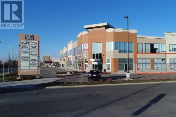 80 Maritime Ontario Blvd  Brampton for lease