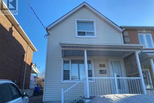 #Main -105 Aileen Ave  Toronto for lease