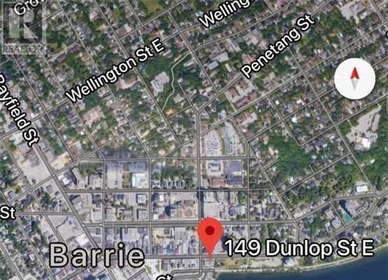 #153 -149 Dunlop St E  Barrie for lease