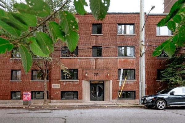 201 Metcalfe Street Unit#10  Ottawa for lease