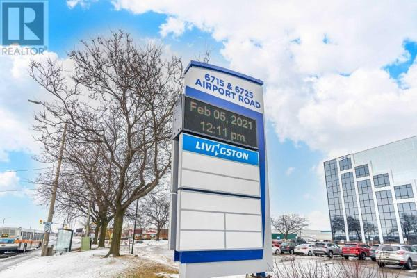 6715 Airport Rd Dr  Mississauga for lease