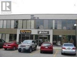 #112 -550 Alden Rd  Markham for lease
