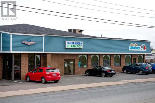 115 Union Street  Glace Bay for lease