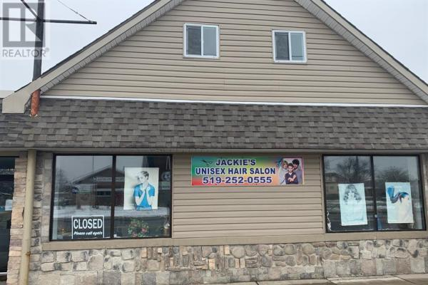 1691 Tecumseh Road West  Windsor for lease