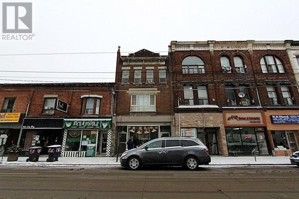 #2 -1506 Queen St W  Toronto for lease
