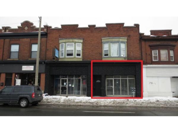 599 King Street E  Hamilton for lease