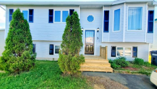5a Champlain Crescent Mount Pearl for rent
