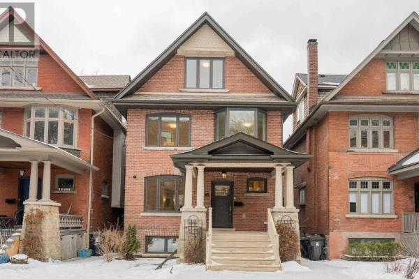 #Upper -49 Woodlawn Ave E  Toronto for rent