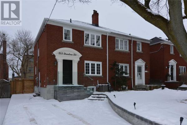 215 Donlea Dr  Toronto for rent
