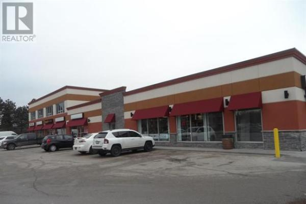 110 Little Avenue Unit# B  Barrie for lease