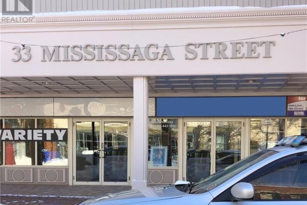 27-33 Mississaga Street Unit# 12  Orillia for lease