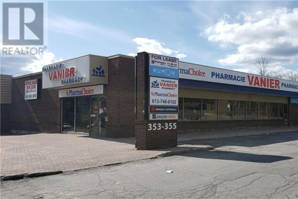 353 Montreal Road  Ottawa for lease