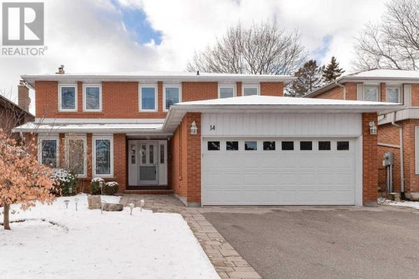 14 Canterbury Cres  Toronto for lease