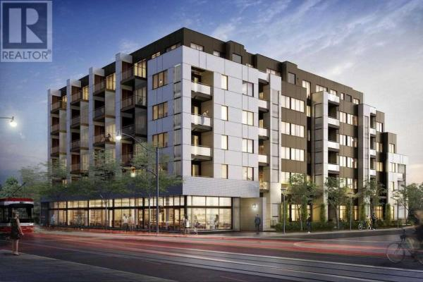 #1 -1771 St Clair Ave W  Toronto for lease