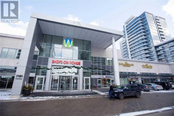 #64 -7181 Yonge St  Markham for lease