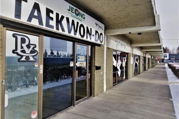 #20-23 3616 52 Av Nw  Brentwood, Calgary for lease