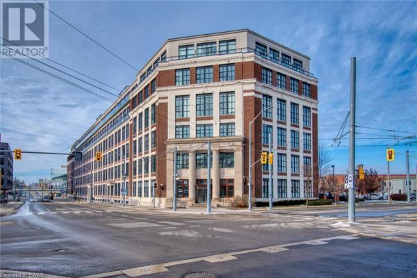404 King Street W Unit# 614  Kitchener for lease