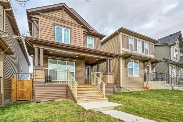 79 Auburn Meadows Gd Se  Auburn Bay, Calgary for lease
