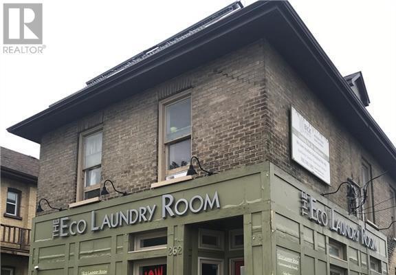 262 Hunter Street W Unit# Main Floor  Peterborough for lease