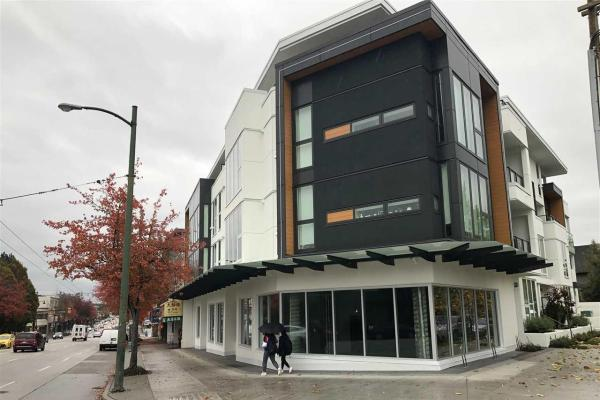 916 Kingsway  Vancouver for lease