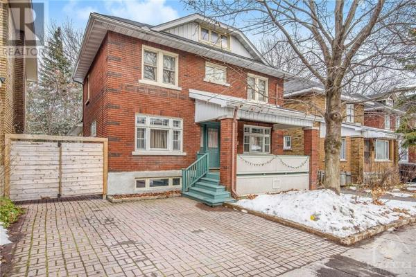 111 Russell Avenue  Ottawa for lease