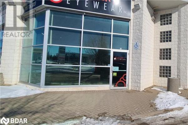 12 Commerce Park Drive Unit# M&N  Barrie for lease