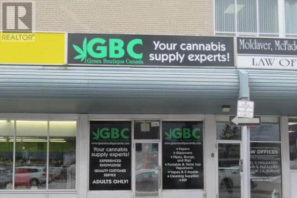 119 George Street  Peterborough for lease