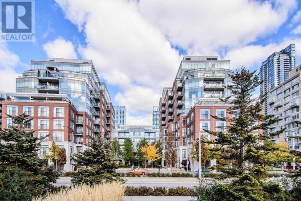 #705w -500 Queens Quay W  Toronto for rent