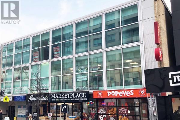 #305 -181 Eglinton Ave E  Toronto for lease
