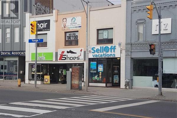 3333a Yonge St  Toronto for lease