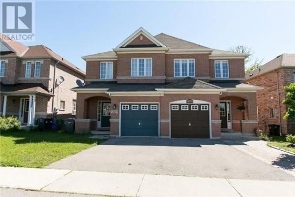 #Bsmt -5073 Churchill Meadows Blvd  Mississauga for rent