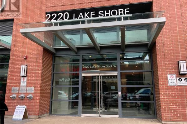 #3102 -2220 Lake Shore Blvd W  Toronto for rent