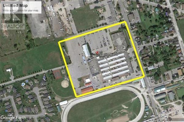 250 Sidney Street N  Belleville for lease