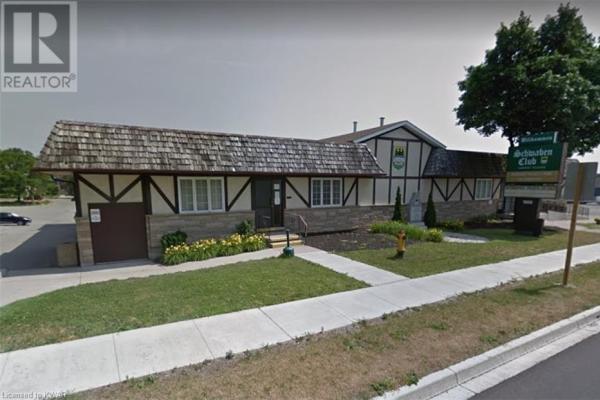 1668 King Street E Unit# 5  Kitchener for lease
