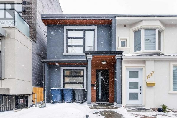 #Bsmnt -1319 Gerrard St E  Toronto for lease