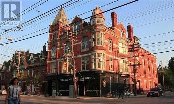 #406 -1089 Queen St W  Toronto for lease