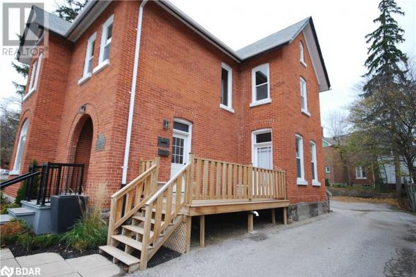 111 Toronto Street  Barrie for lease