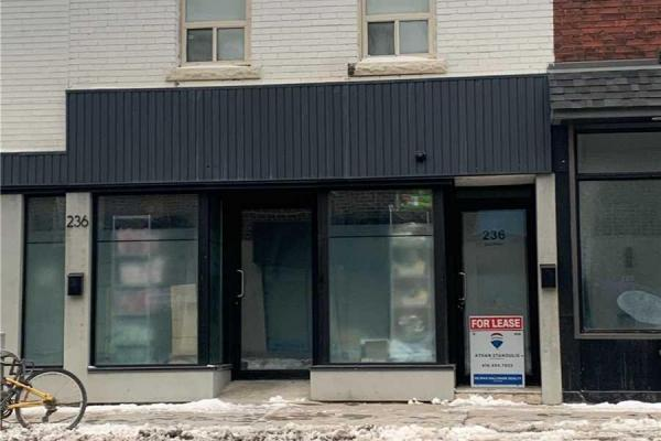 #2nd Flo -236 Christie St  Toronto for lease