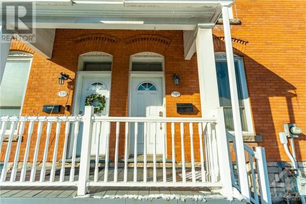 341 Saint Patrick Street  Ottawa for rent