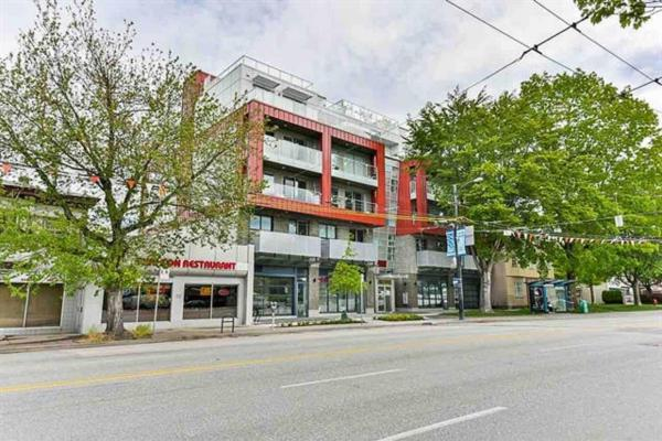 381 E Broadway  Vancouver for lease