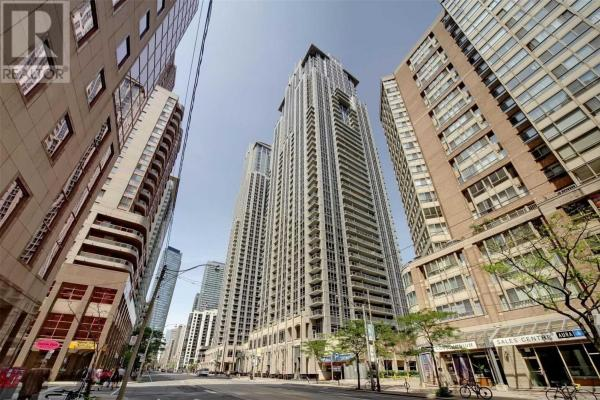 #4001 -761 Bay St  Toronto for rent