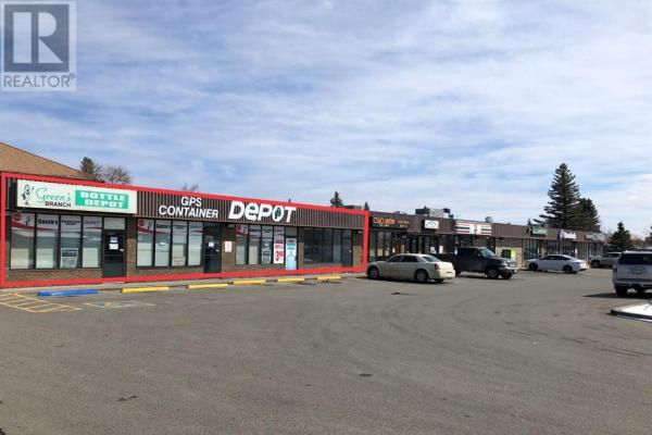 666 Columbia Boulevard W  Lethbridge for lease