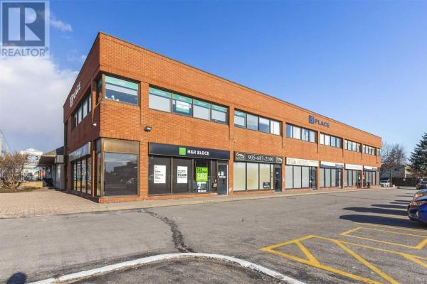 #205 -15 Harwood Ave S  Ajax for lease