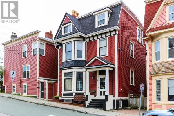 3 Gower Street  St. John's for lease