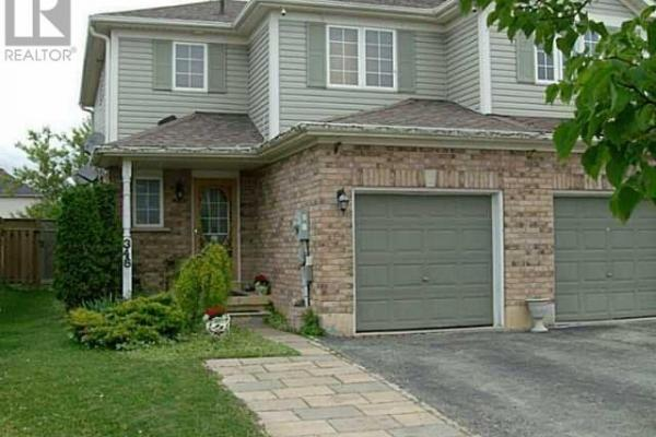 346 Esther Dr  Barrie for rent