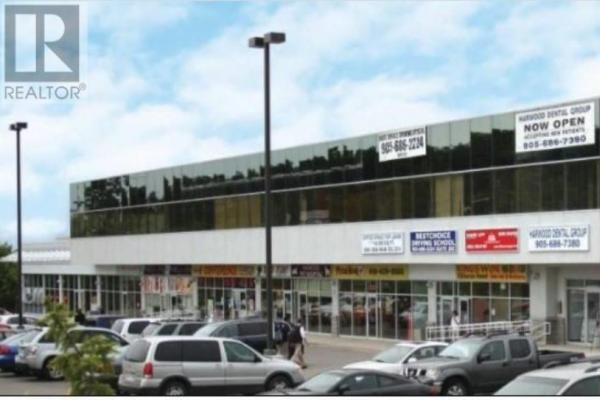 #210 -1 Rossland Rd W  Ajax for lease